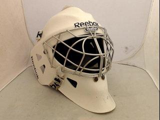 Målvakt Hockeyhjälm Reebok f1fa15653e61a